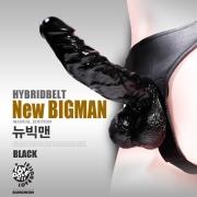 [LoveDoll] [하이브벨트]뉴빅맨 블랙