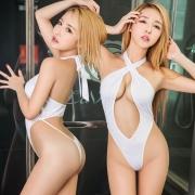 [ALICES SECRET] 섹시스쿨미즈 NA16030090 (160)