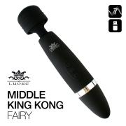 [Luoge] 미들 킹콩 페어리 (블랙)