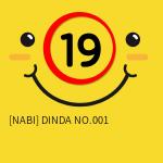 [NABI] DINDA NO.001