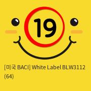 [미국 BACI] White Label BLW3112 (64)