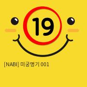 [NABI] 미궁명기 001