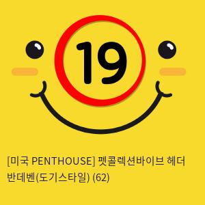 [미국 PENTHOUSE] 펫콜렉션바이브 헤더 반데벤(도기스타일) (62)